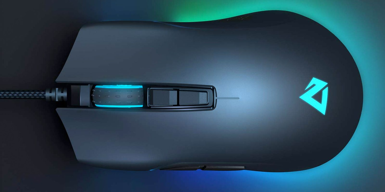 Aukey's RGB gaming mouse is a must for colorful battlestations at $20, more