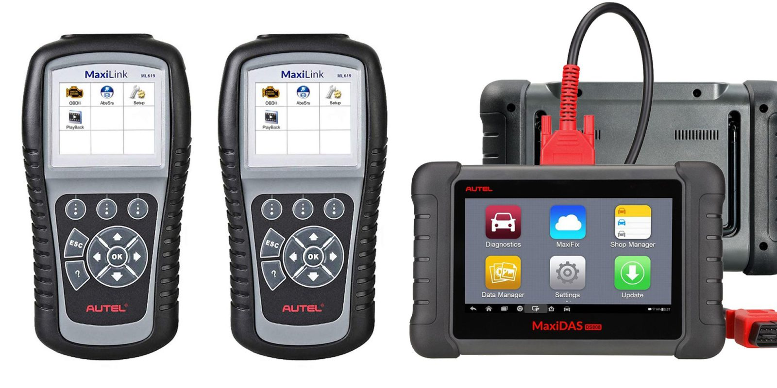 Amazon offers up to 30% off Autel Pro Automotive Scanners, deals from $25.50
