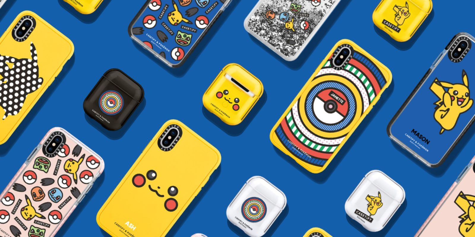 CASETiFY unveils Pokémon-themed Mac, iPhone and iPad gear in latest collection
