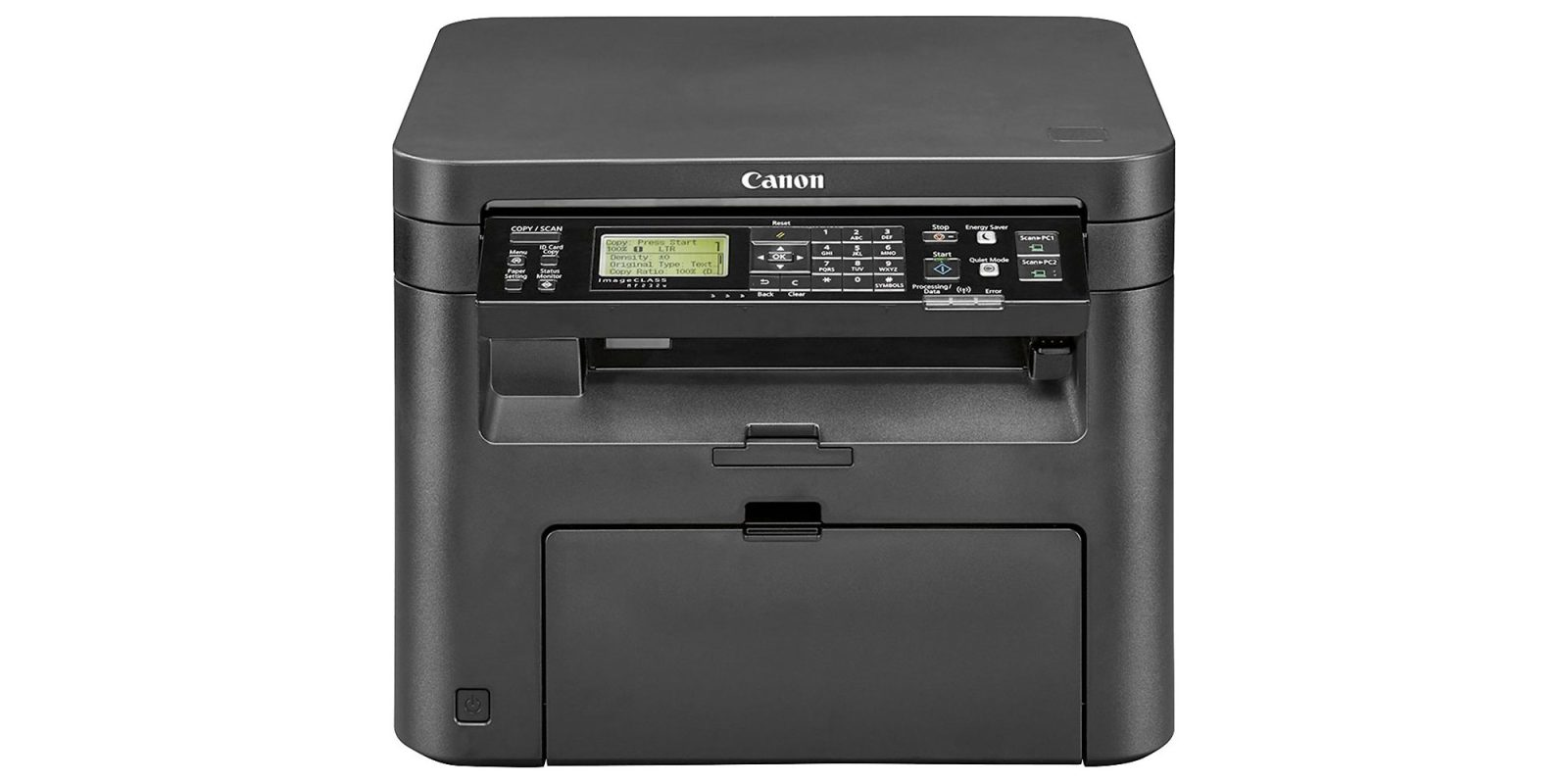 For $99, Canon's AirPrint-enabled AiO laser printer is a must for college