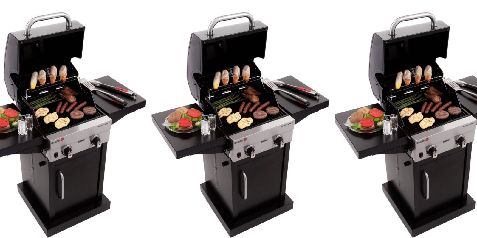 Char-Broil's TRU 2-Burner Grill is more than $85 off today at $165 shipped
