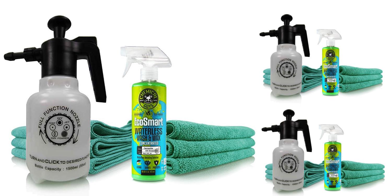 Chemical Guys Eco Friendly Car Wash/Wax Kit hits Amazon low at $34 (Reg. $50)