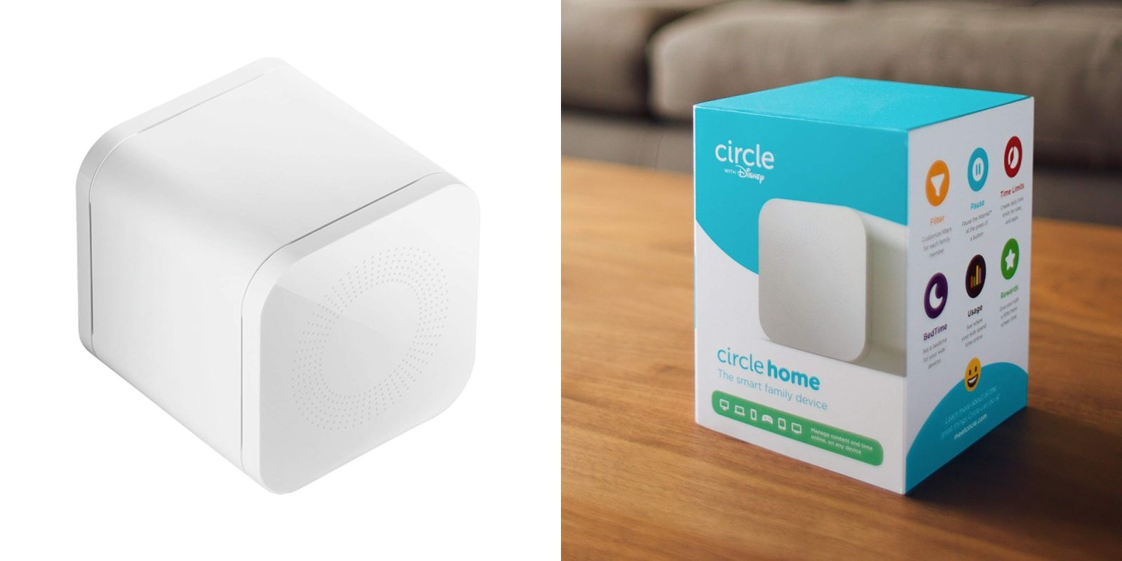Circle with Disney manages your Wi-Fi's content filtering at $24 (25% off)