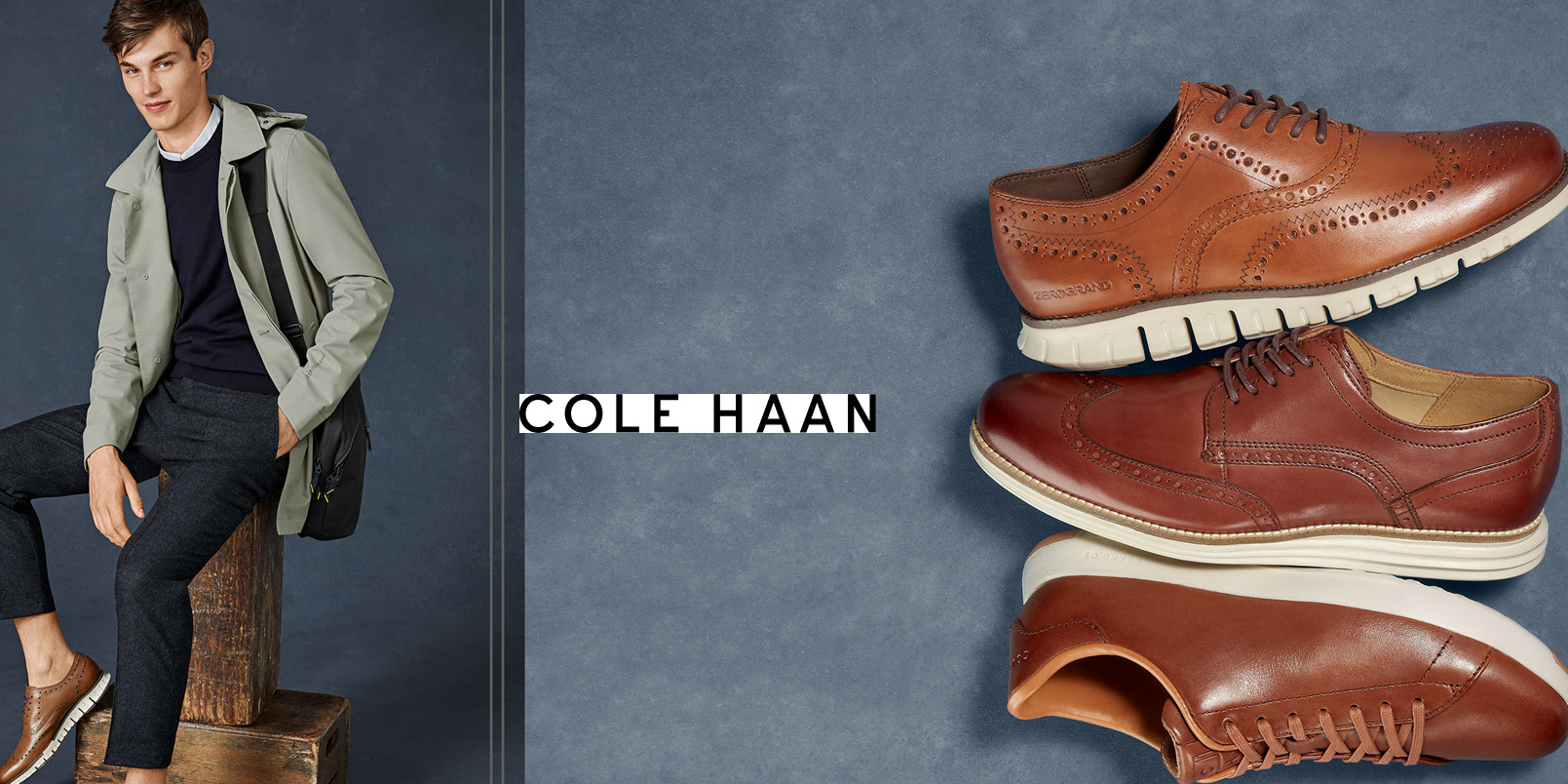 Cole Haan offers up to 60% off new markdowns for August +