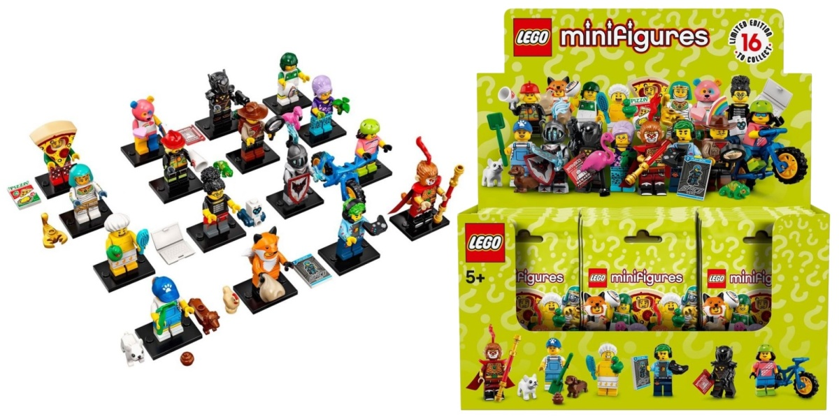 Collectible Minifigure Series 19