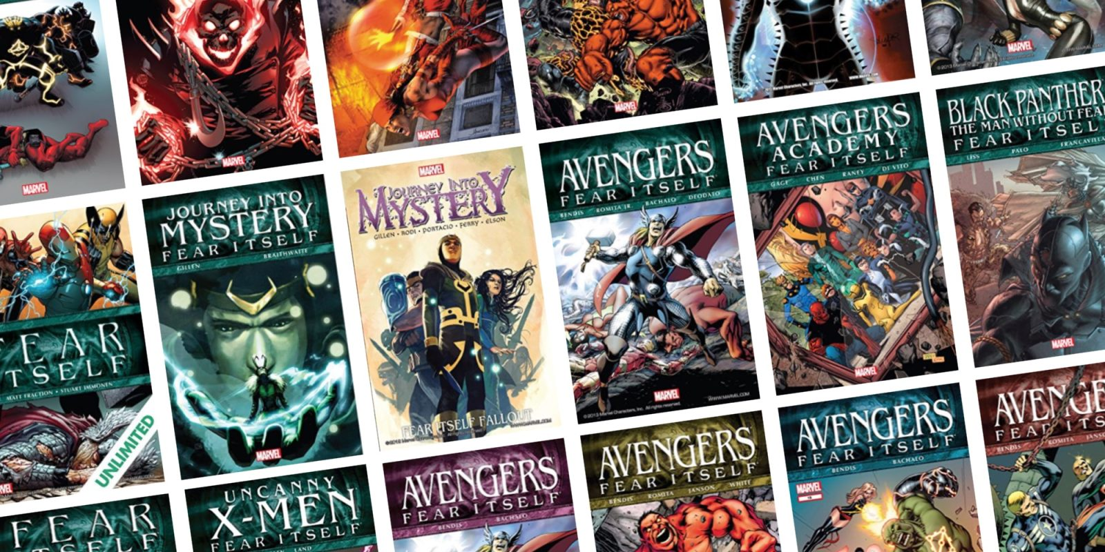 ComiXology's Fear Itself sale expands your Marvel reading list from $1, more