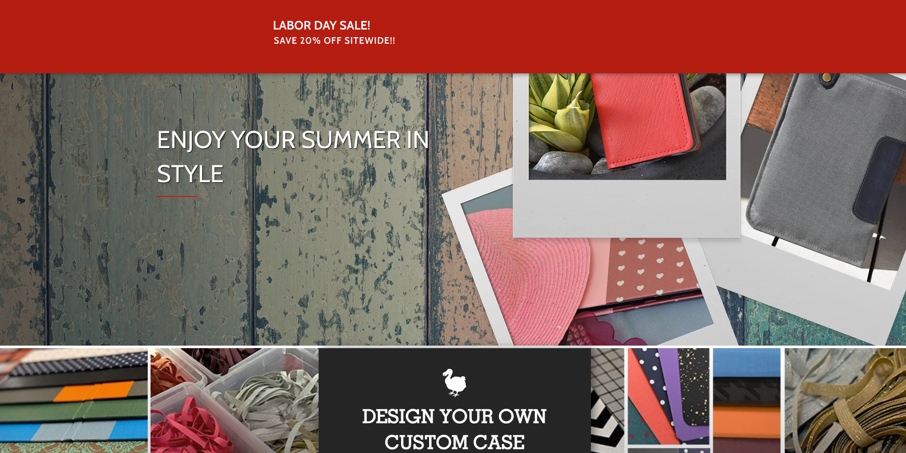 DODOcase Labor Day Sale now live at 20% off sitewide: iPhone cases, much more