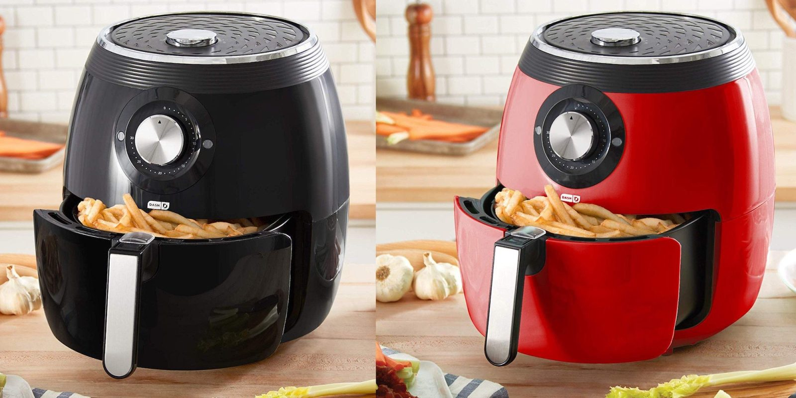 Dash Deluxe Electric Air Fryer now matching Amazon low at $70 (Reg. $100)