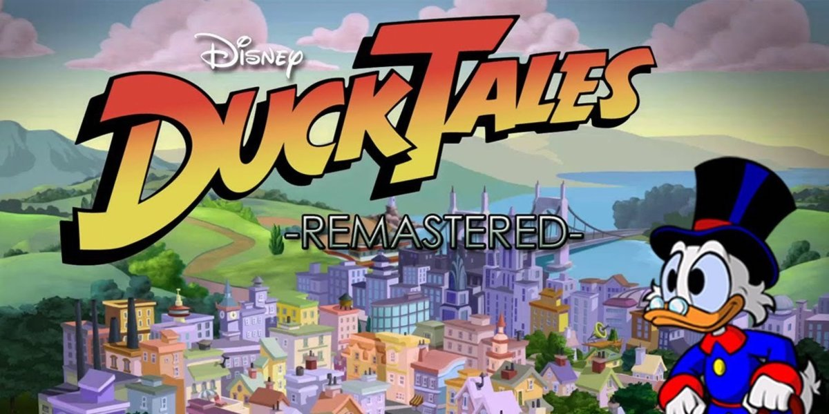 DuckTales Remastered says farewell