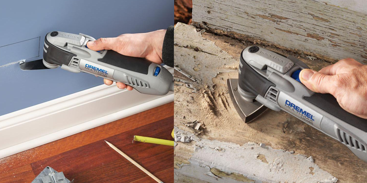 Up your DIY game with Dremel's Multi-Tool Kit + 28 Accessories: $45 (Reg. $83)