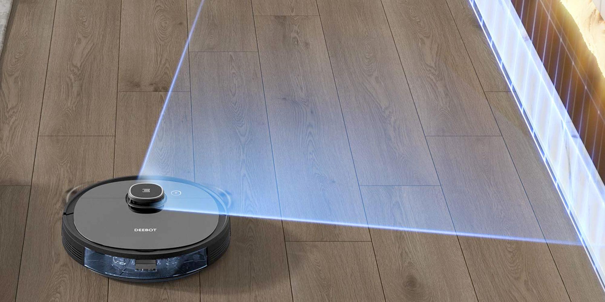 Ecovacs Alexa Assistant Robot Vac Has 200 Minutes Of