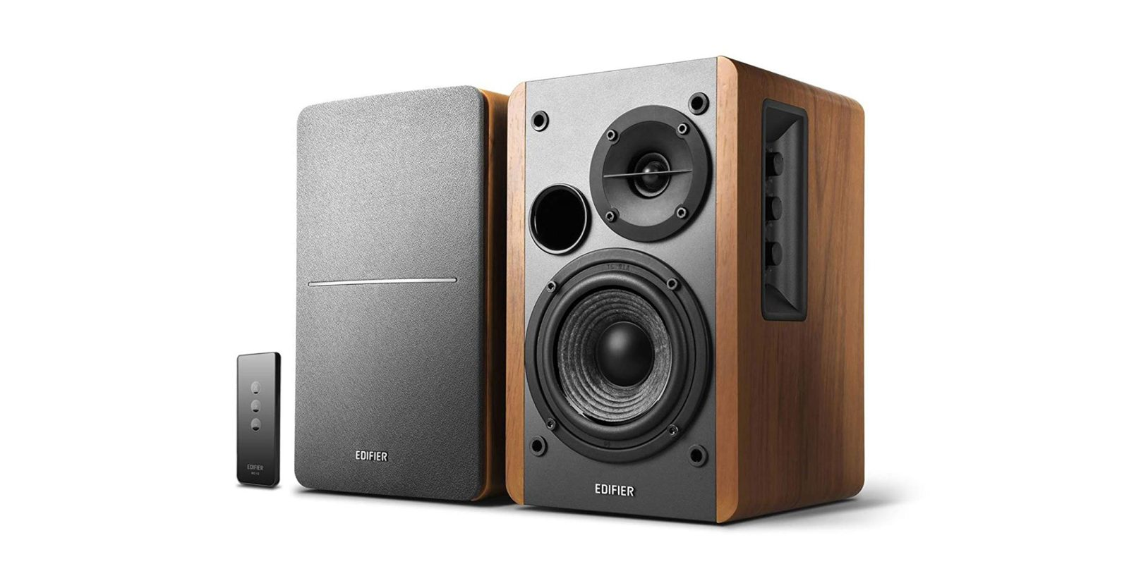 Upgrade to Edifier's top-rated bookshelf speakers for $70 (Reg. $100), more