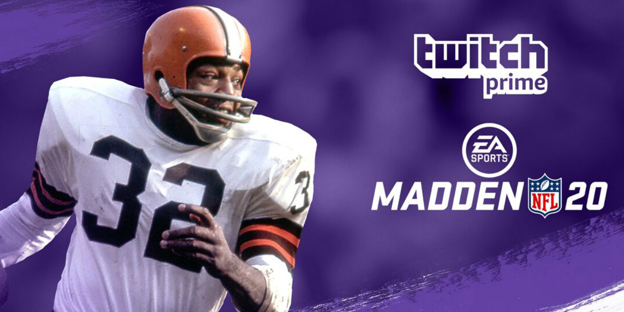 Free Madden NFL 20 DLC for Twitch Prime - 9to5Toys
