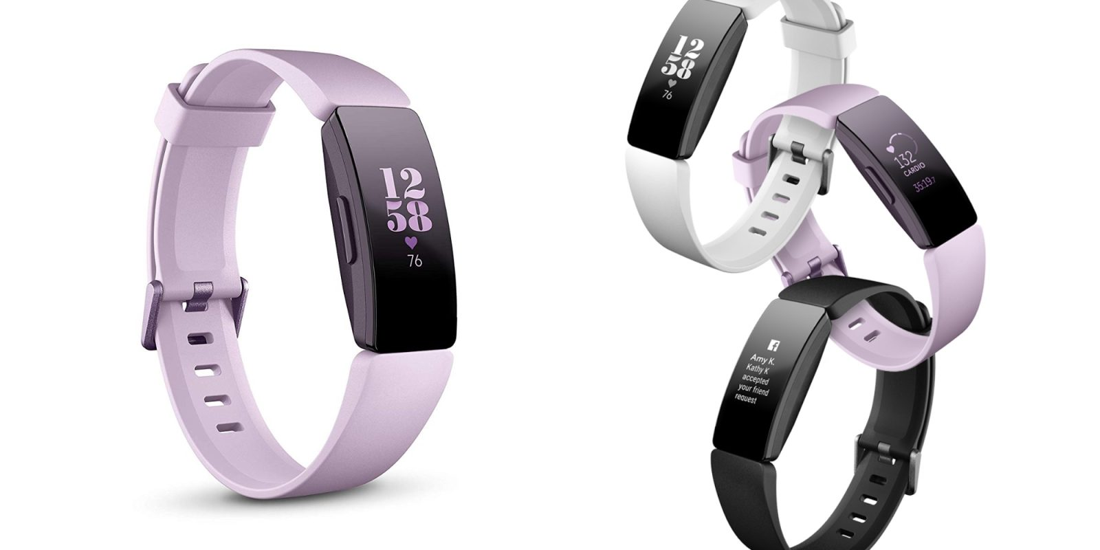 Fitbit Inspire HR is an affordable way to track sleep, heart rate, more at $80