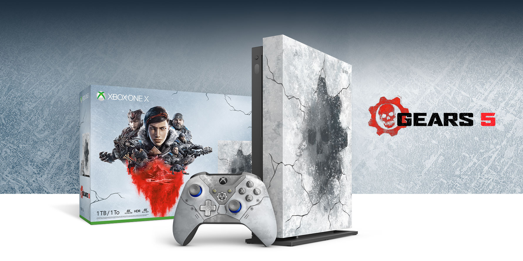 Xbox One X bundles at $200 off: Gears 5 Limited Edition, Star Wars Jedi, more - 9to5Toys
