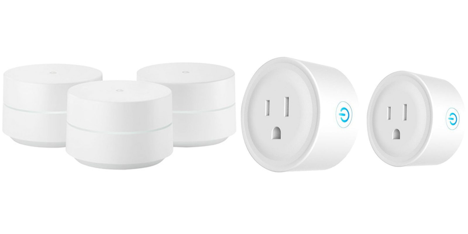 Upgrade your smart home with this Google WiFi + smart plug combo at $199, more