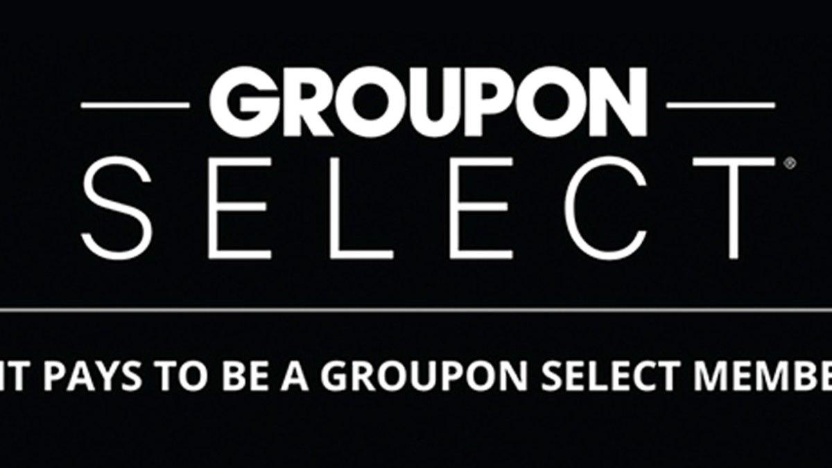 Groupon Select