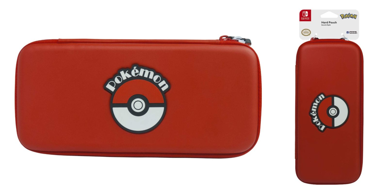 Protect your Switch in Hori's $16 officially-licensed Poké Ball Tough Pouch