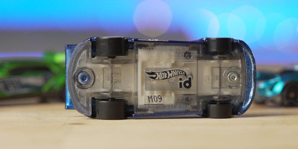 NFC chip on Hot Wheels id SRT Viper