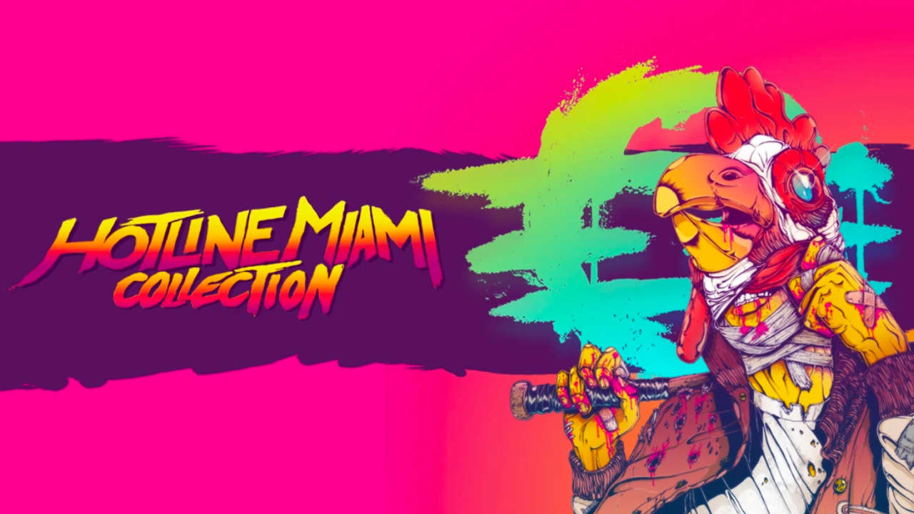 new Switch indie games - Hotline Miami Collection