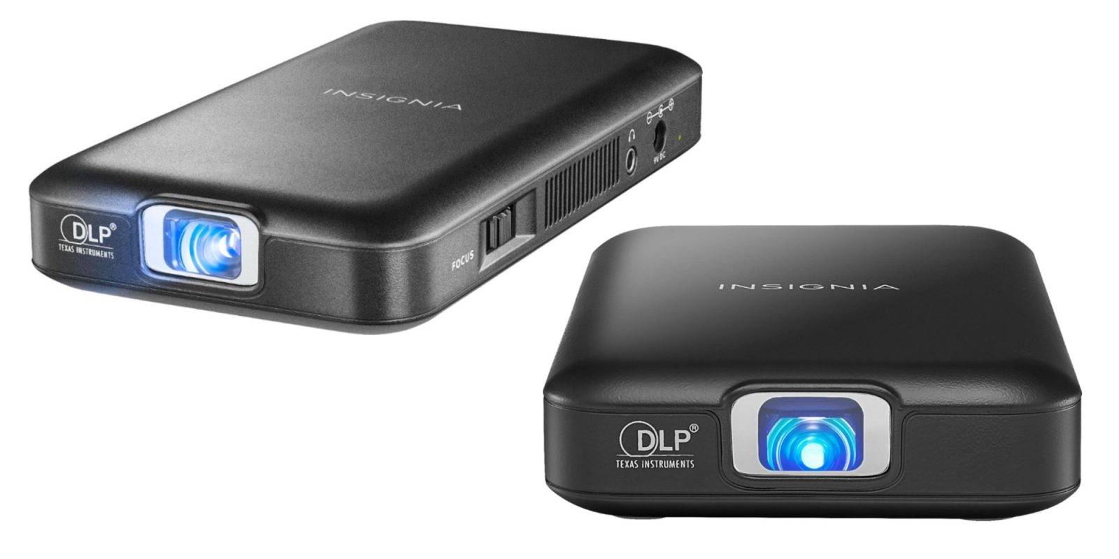 Create an up to 80-inch screen with Insignia's $150 Pico Projector (25% off)