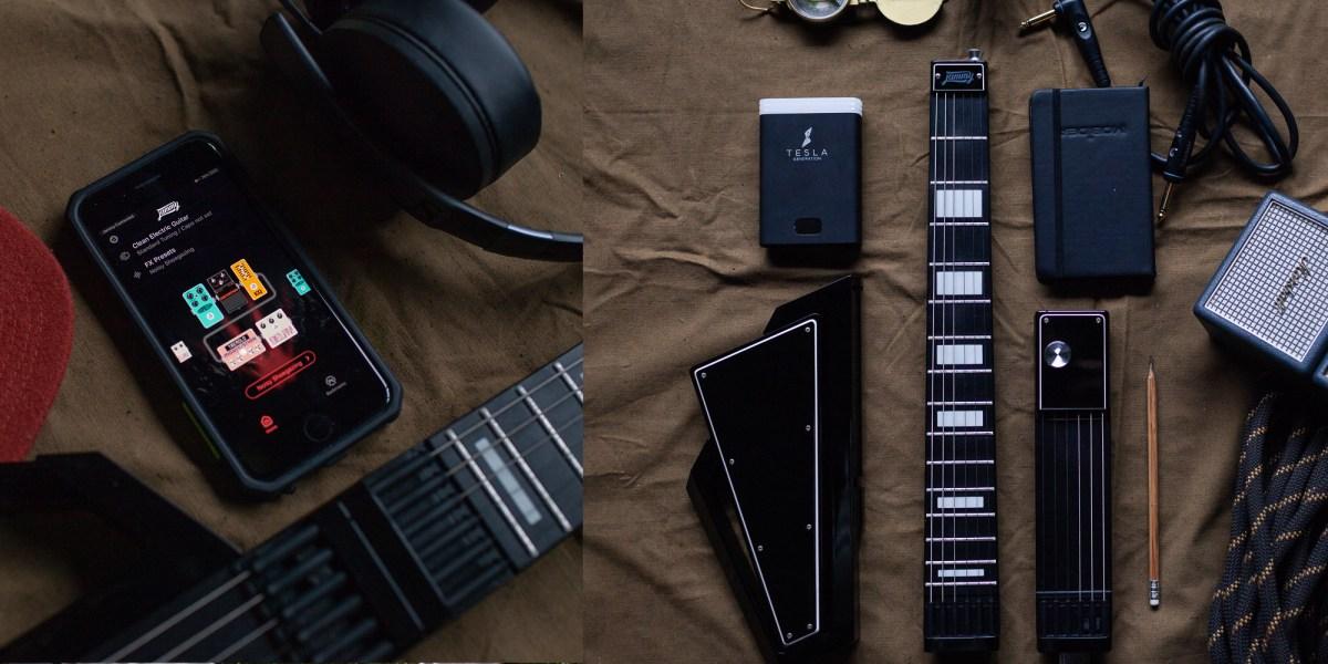 Jammy digital guitar review