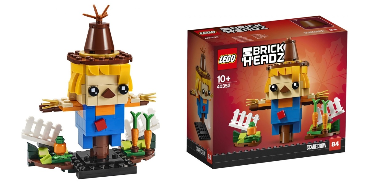 LEGO BrickHeadz Scarecrow