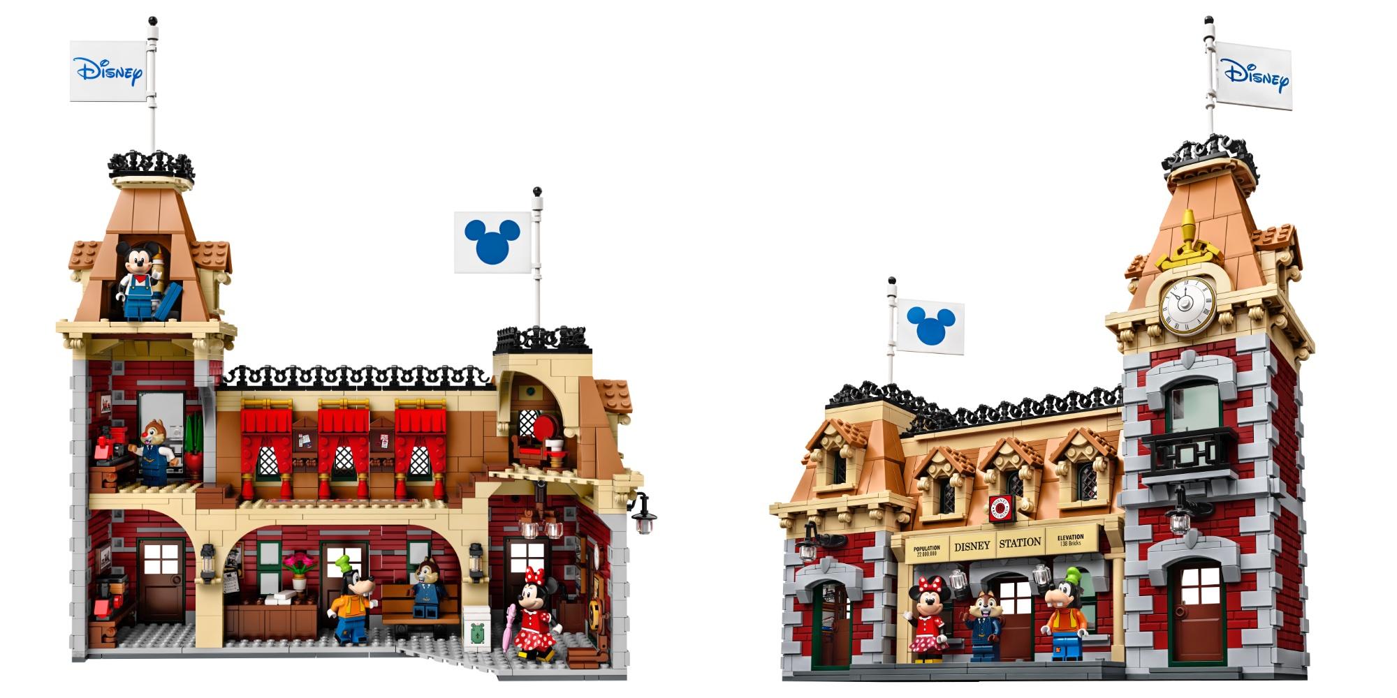 LEGO Disney Train Station