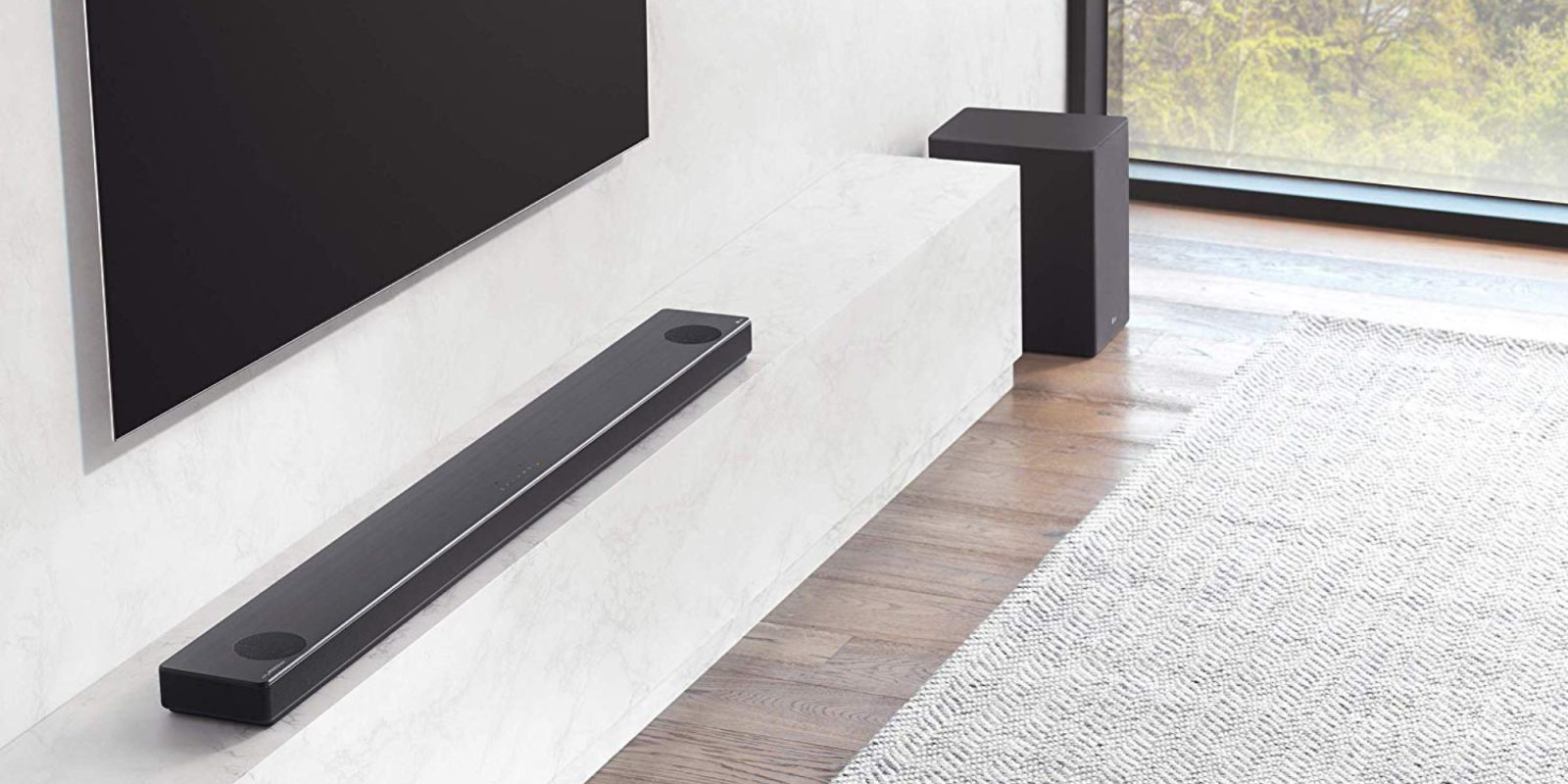 LG's high-end 5.1.2-Ch. Sound Bar has Atmos, Assistant, more: $475 (Save $520)