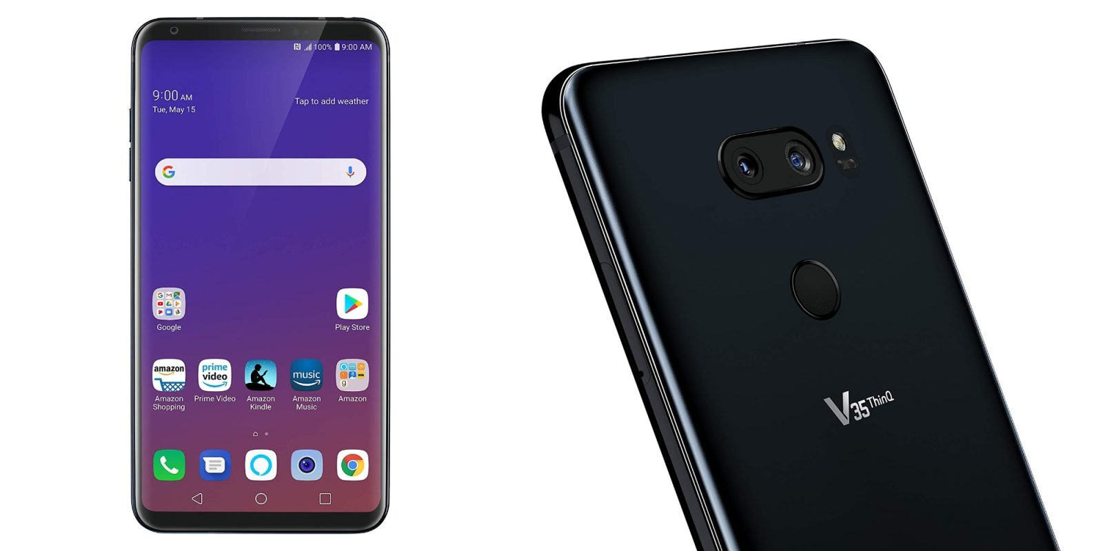 LG's V35 ThinQ Smartphone now runs Android Pie, score it for $400 ($250 off)