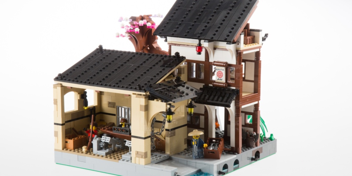 Best LEGO Ideas August