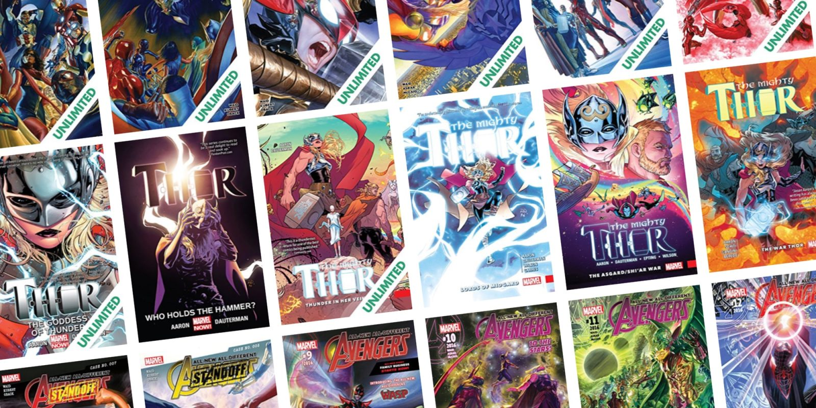 Love And Thunder Comics Offer A Unique Take On Thor 9to5toys