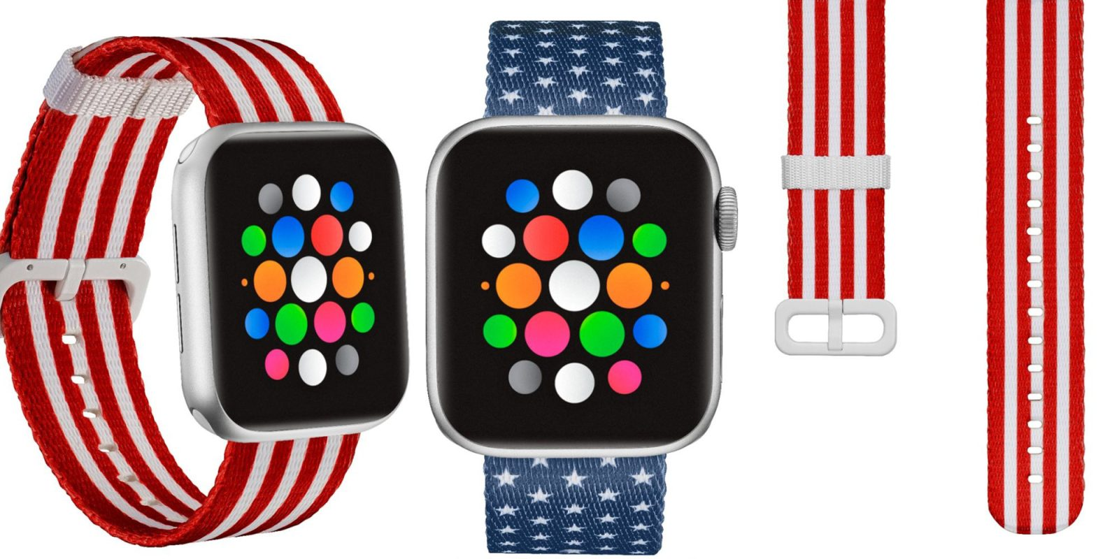 Stars and stripes Modal Apple Watch bands now just $10 (Today only, 50% off)