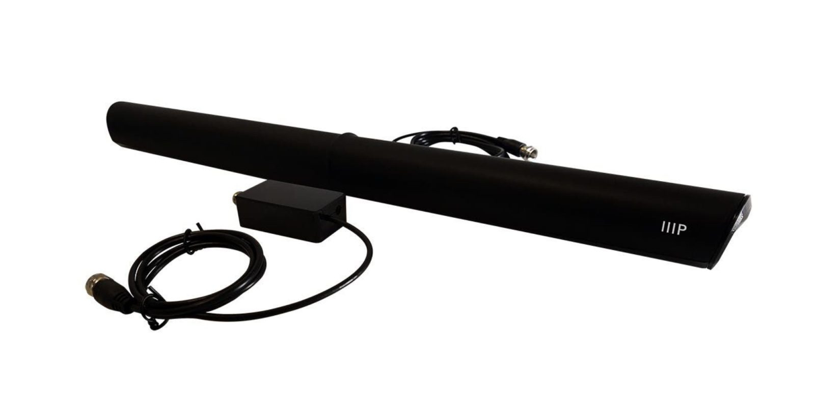 Cord-cutters can save 20% on Monoprice's Active 60-Mile HDTV Antenna at $17.50