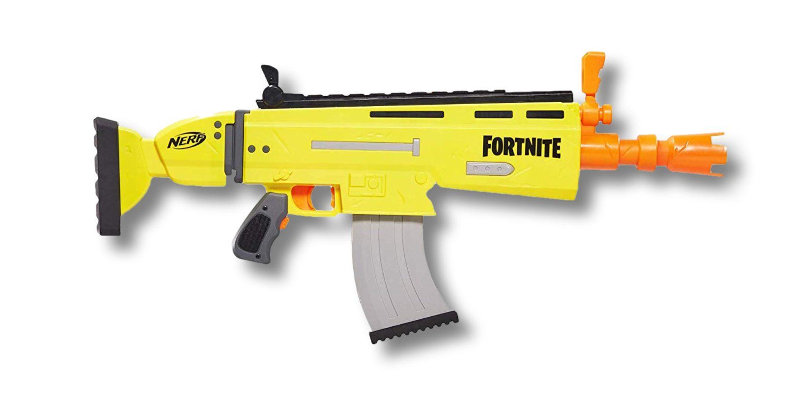 Nerf's Fortnite-branded Elite Dart Blaster drops to $37 50 (Reg  up