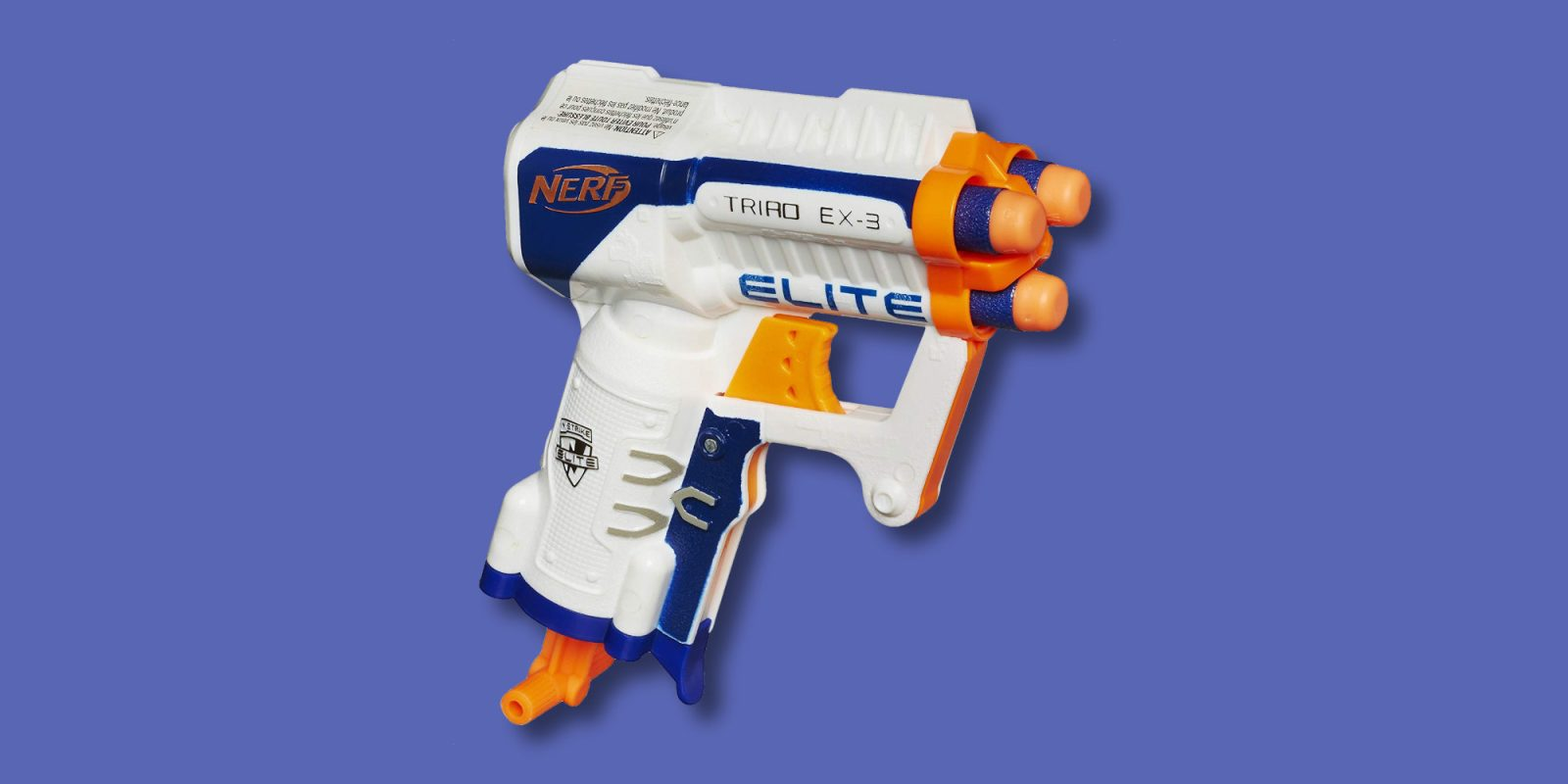 This $3.50 NERF blaster is a must for dart battles (40% off)