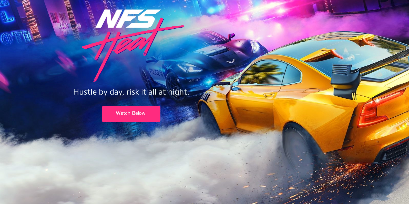 Need for Speed Heat unveiled with new reveal trailer and 2019 release date