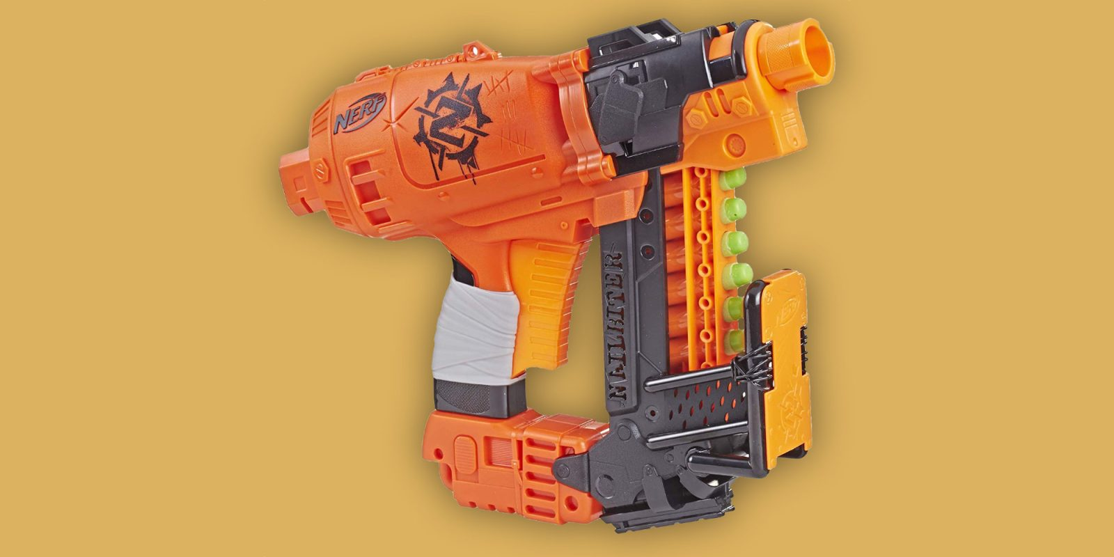 Snag a Nerf Nailbiter Blaster for just $12 at Amazon (Save 20%)