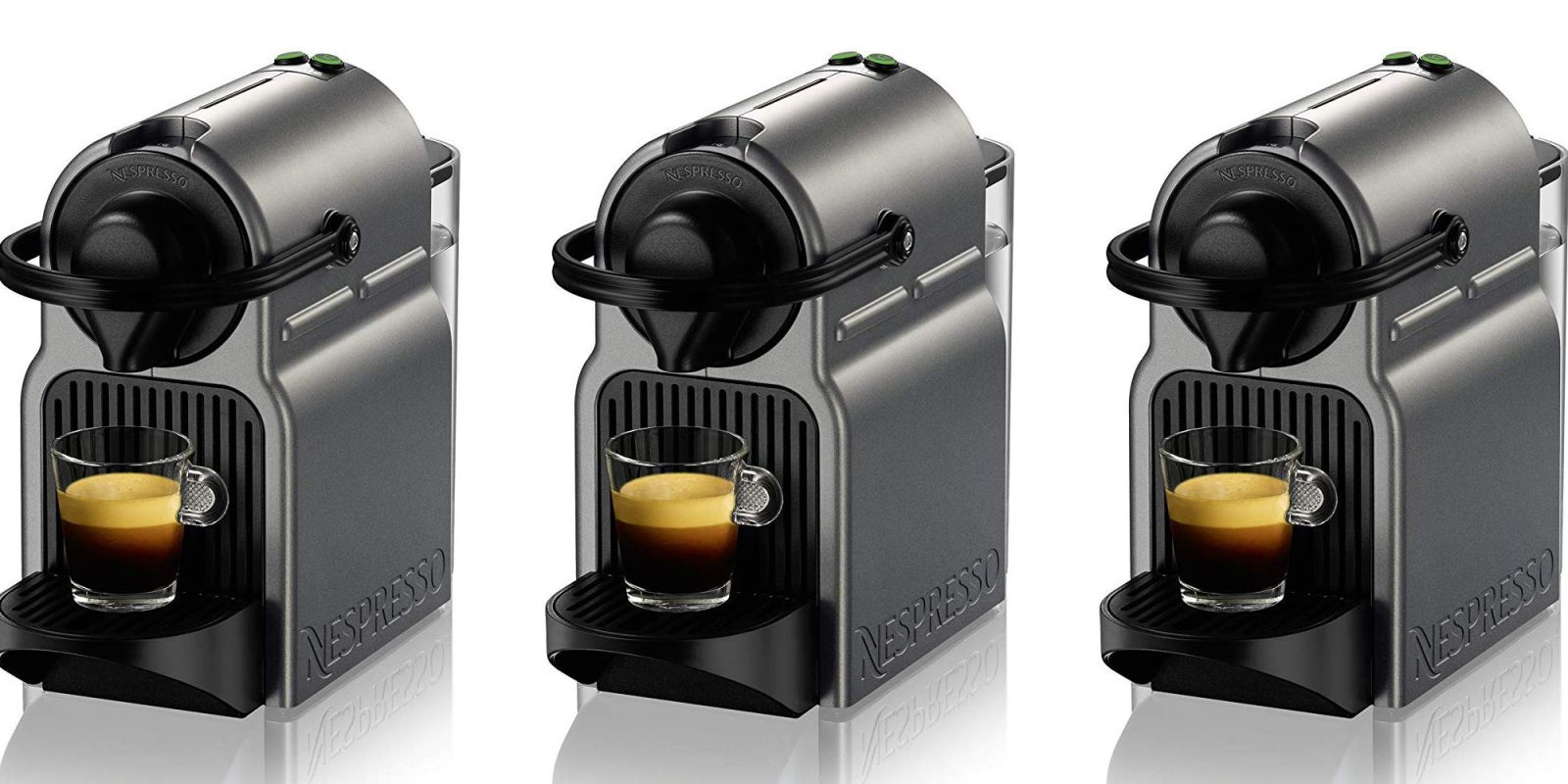 Breville's Nespresso Espresso Machine down to $80 for today only (Reg. $140+)