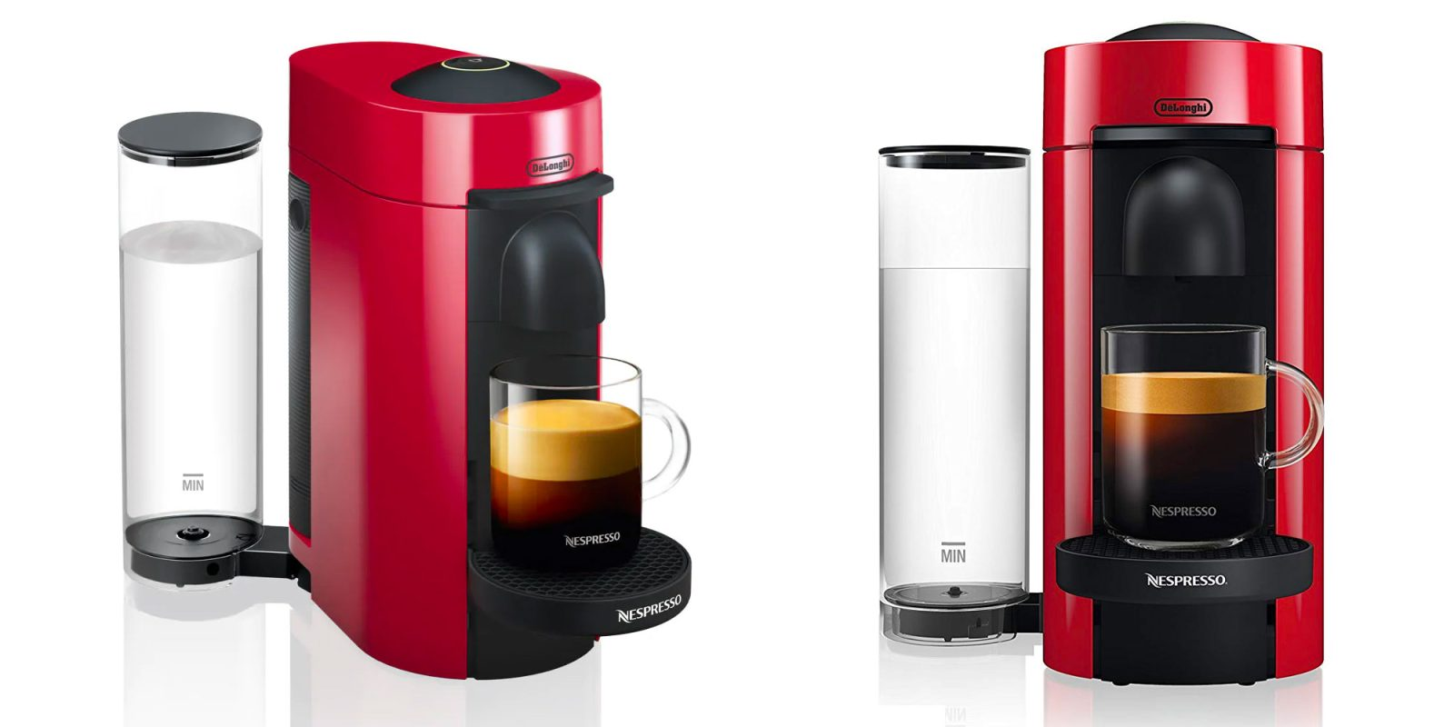 Nespresso's VertuoPlus espresso machine wakes you up at $99 or less ($30 off)