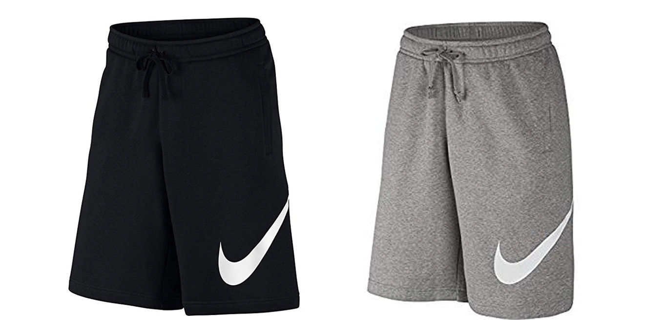 Nike's Sportswear Men's Club Shorts in two color options for $25 (Reg. $33)