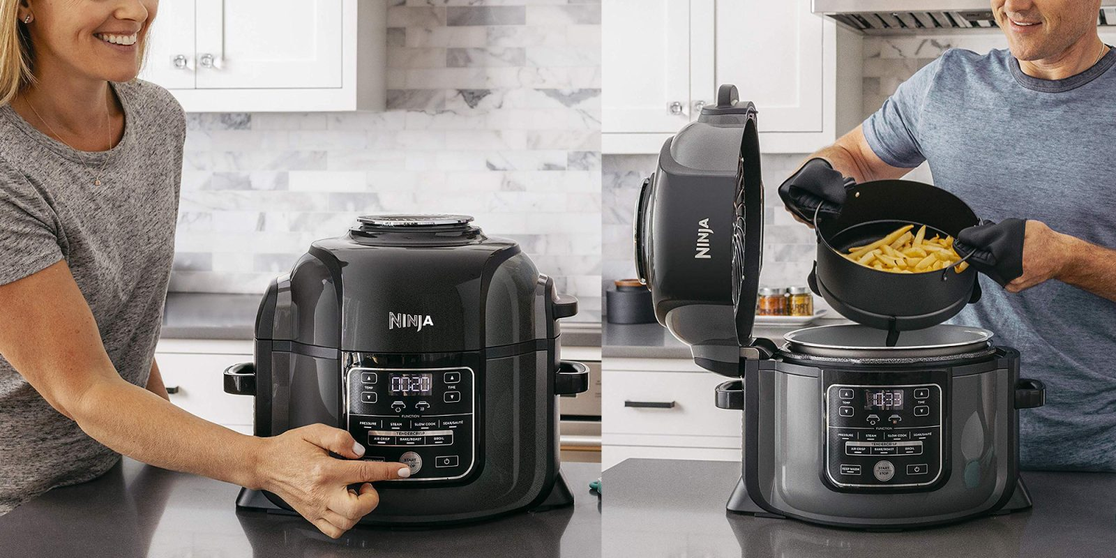 Ninja's refurb 6.5-quart Pressure Cooker/Air Fryer is now at least $90 off