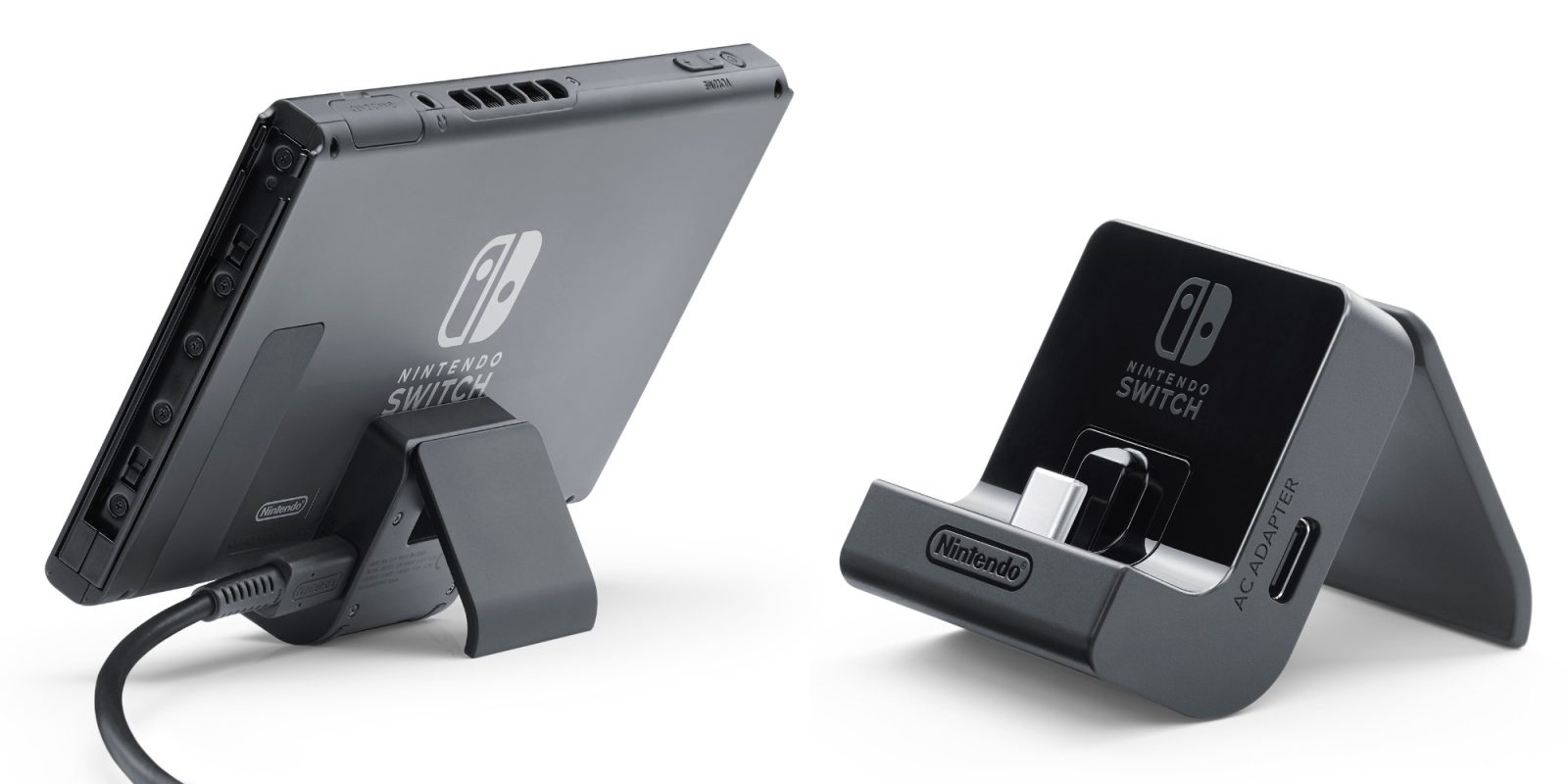 Nintendo's Adjustable Switch Charging Stand hits a new all-time low at $16.50