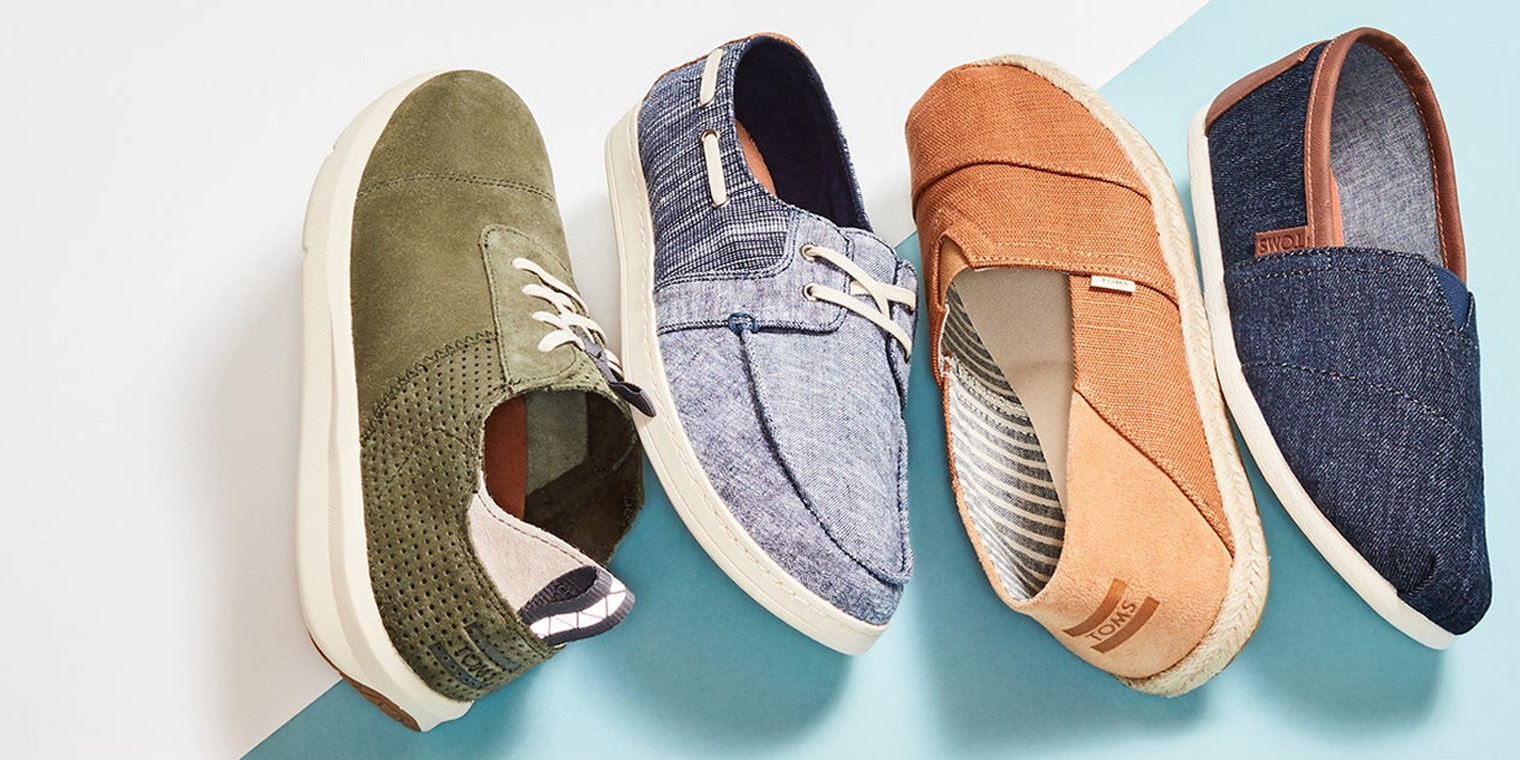 28e6b7196bace TOMS shoes for men and women from just $35 during Nordstrom Rack's ...