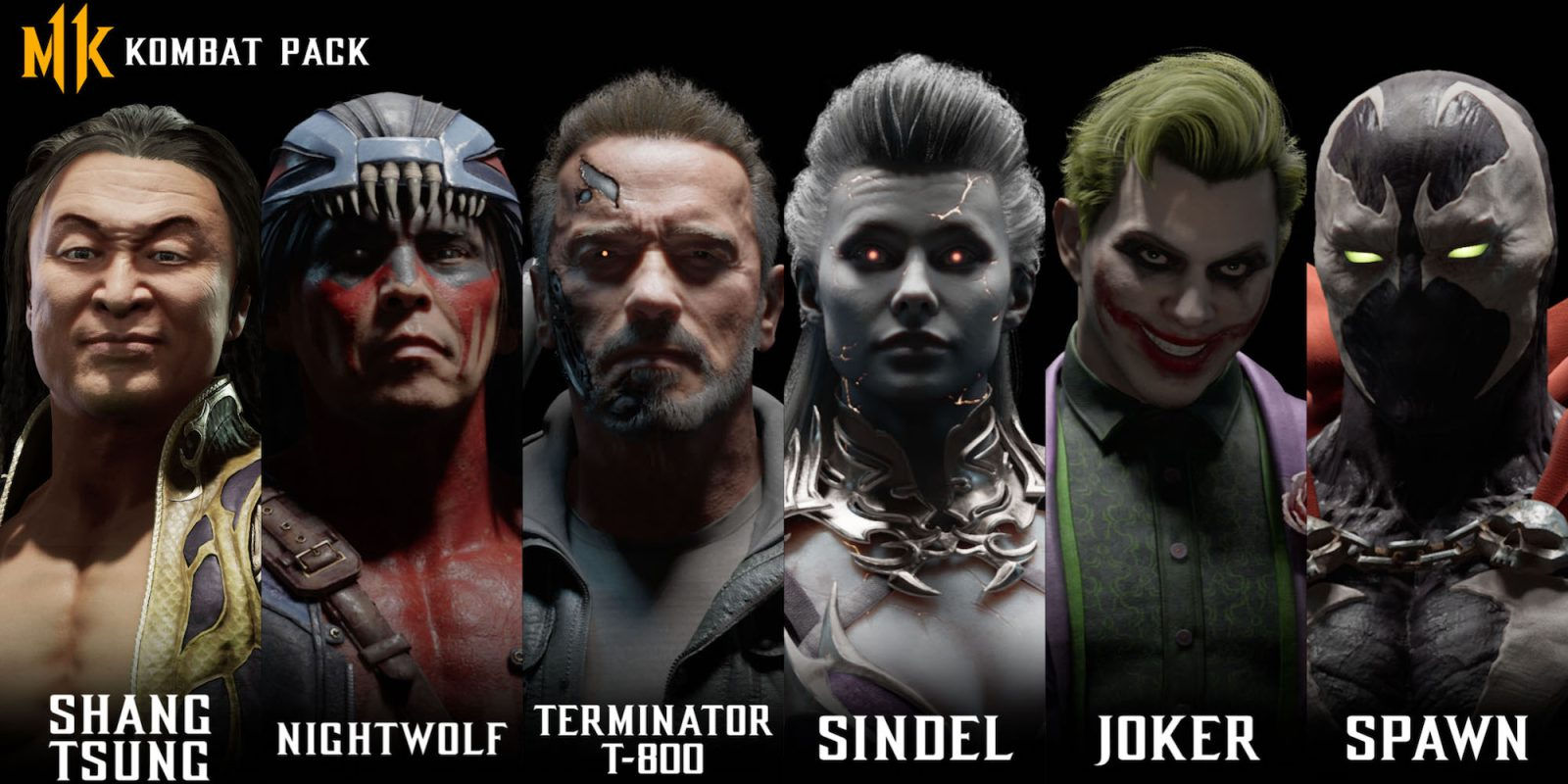New Mortal Kombat 11 Characters Revealed 9to5toys