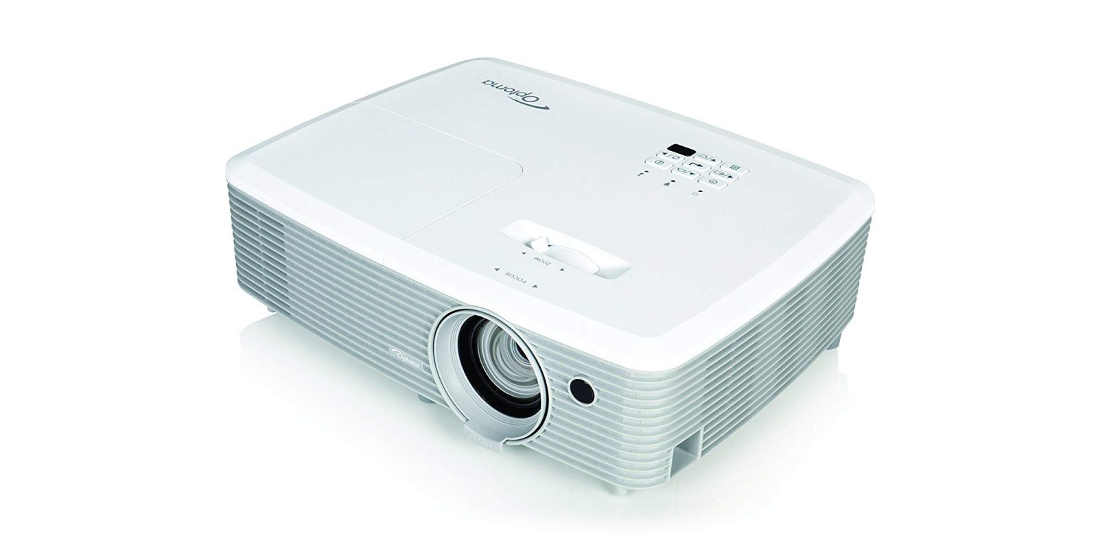 Optoma's 720p+ Widescreen Projector hits $290 (Refurb, Orig. $450), more