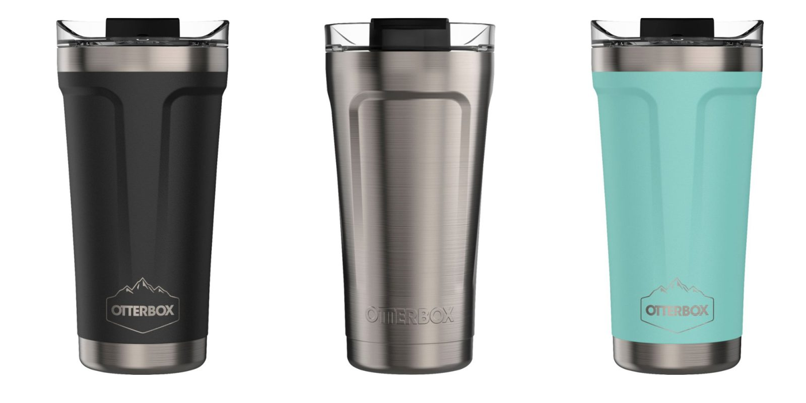 OtterBox Elevation Thermal Tumblers + Shaker Lid: $20 (Today only, $45 value)