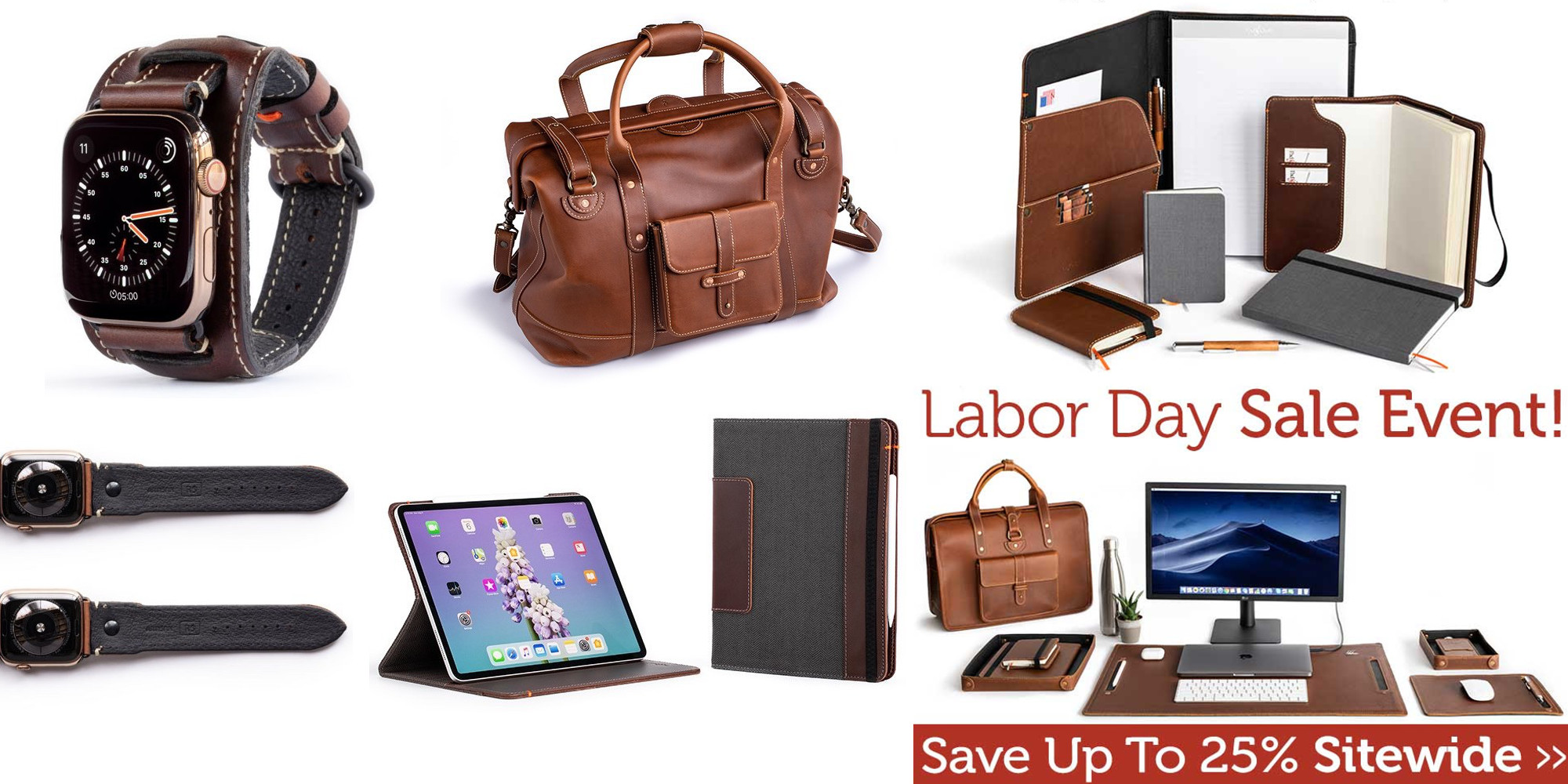 Pad & Quill Labor Day Sale up to 25% off: Apple accessories, much more