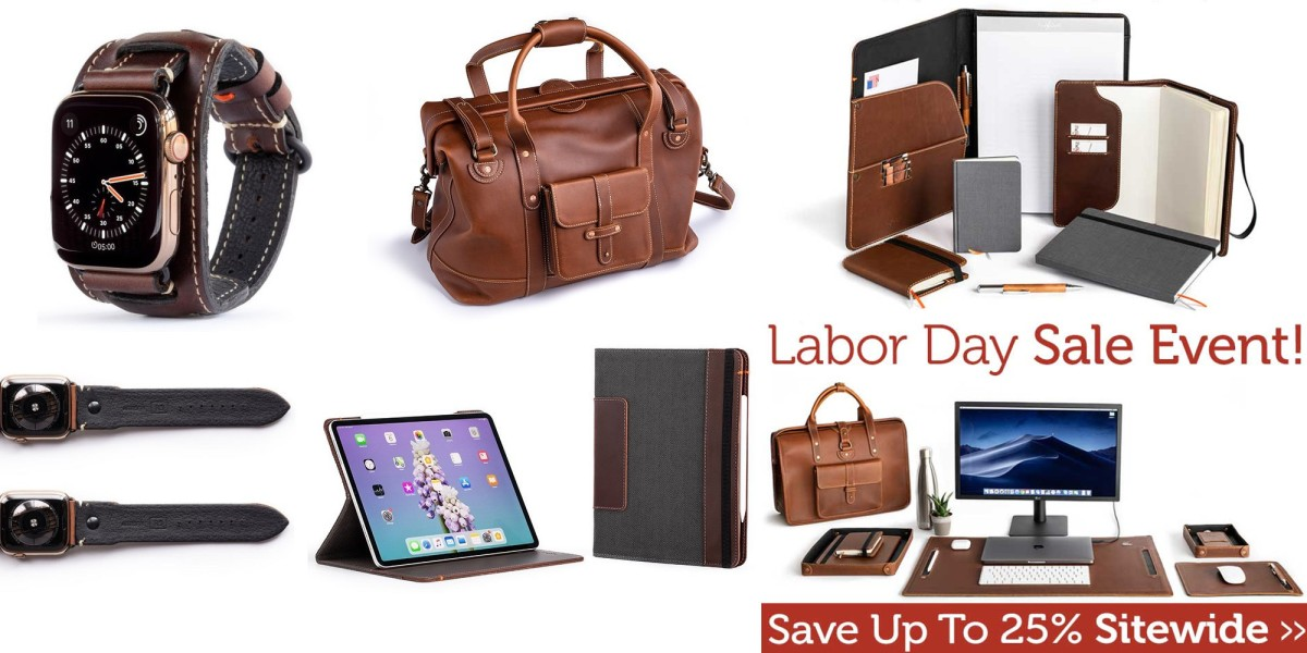 Pad & Quill Labor Day Sale Header