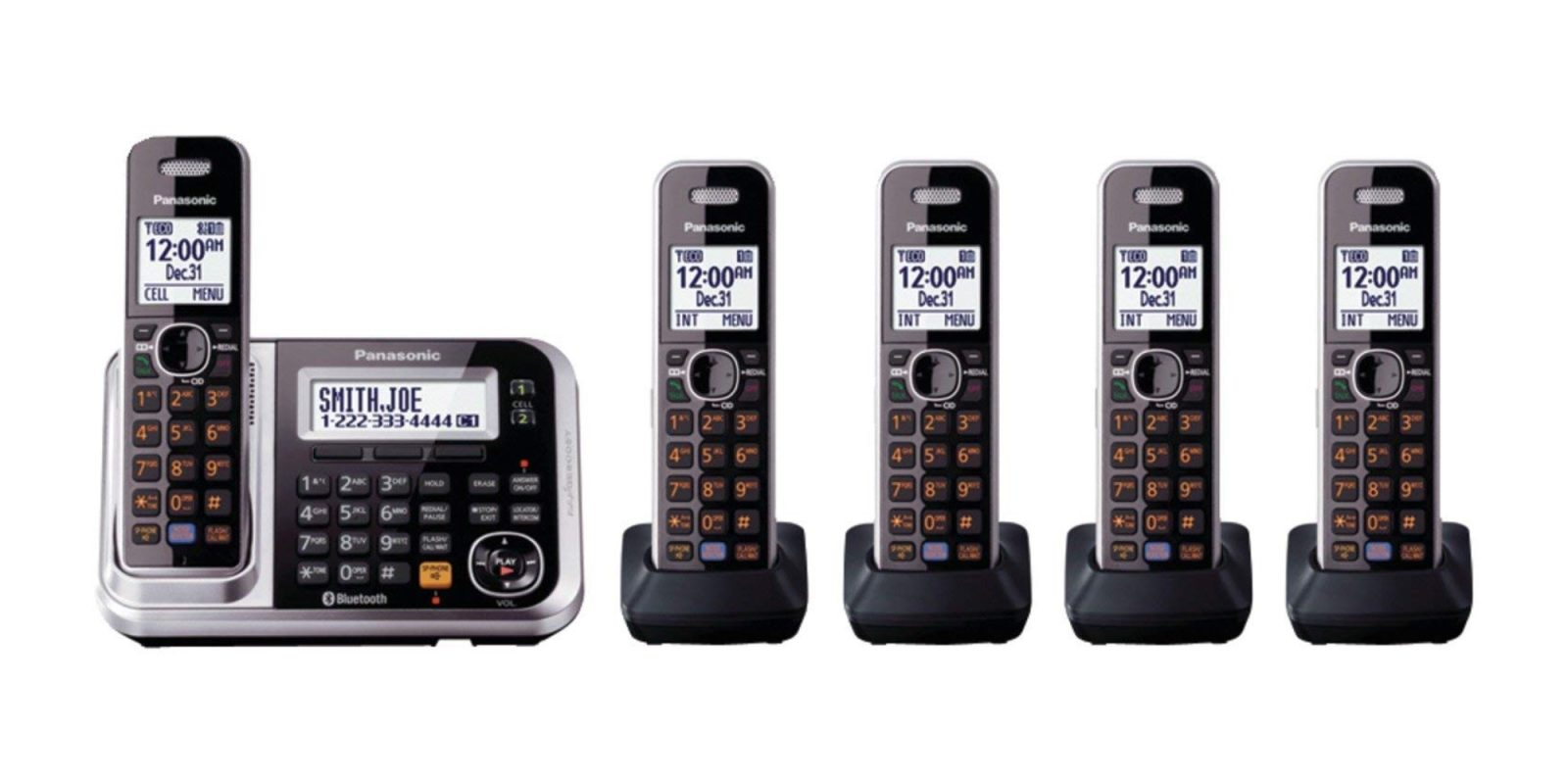 Add Panasonic's Bluetooth Phone Set to your small business for $85 (26% off)